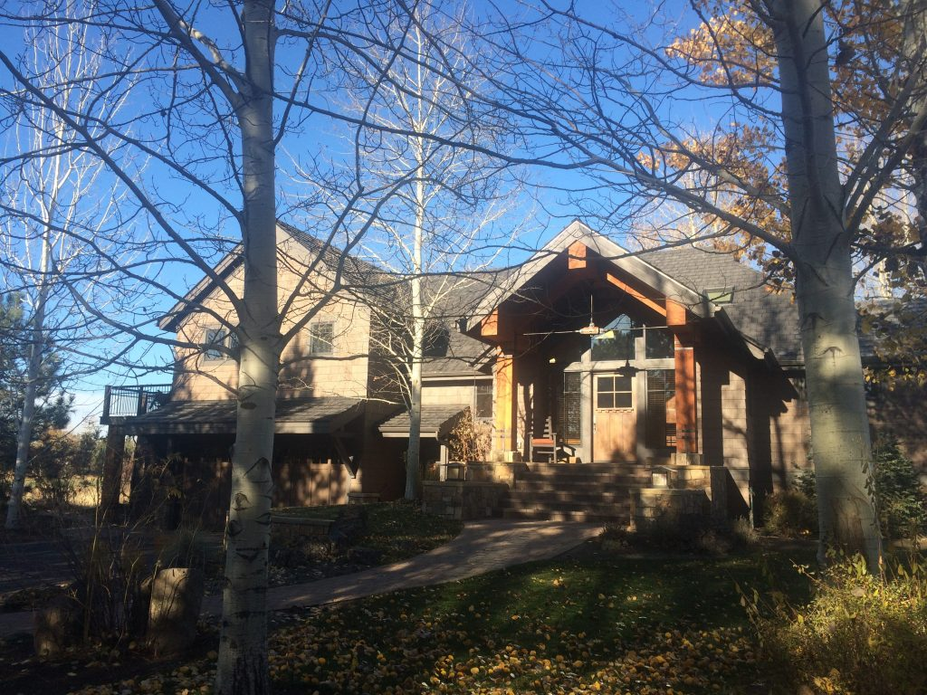 Home in Sunriver, home check services client of Assurance One