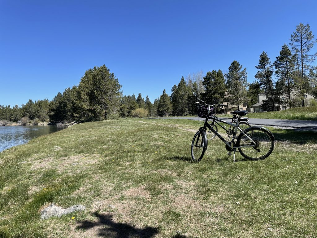 Sunriver Bike path